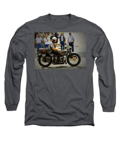 Vintage 33 Long Sleeve T-Shirt