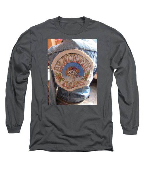 Vintage - Grateful Dead - Fashion Long Sleeve T-Shirt