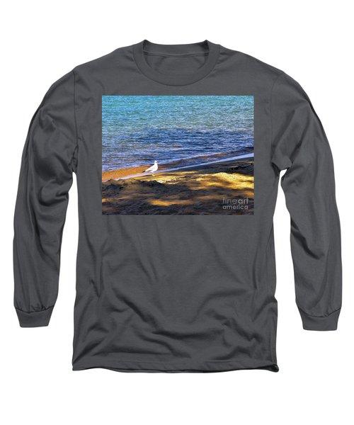 Visitor - Lake Tahoe Long Sleeve T-Shirt