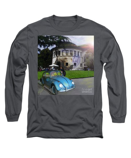 Vw - Uc Berkeley Long Sleeve T-Shirt