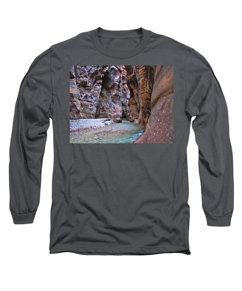 Wadi Mujib Long Sleeve T-Shirt