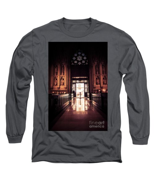 Waiting In Faith Long Sleeve T-Shirt