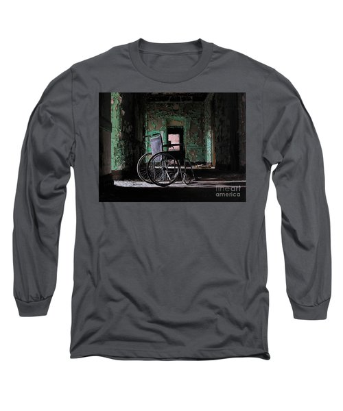 Waiting In The Light Long Sleeve T-Shirt