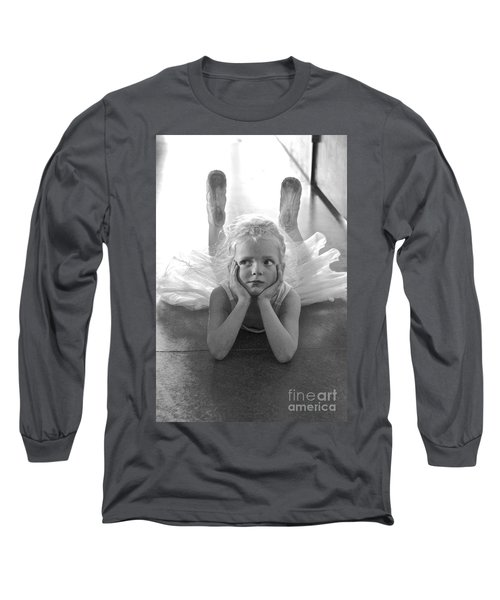 Waiting To Begin Long Sleeve T-Shirt