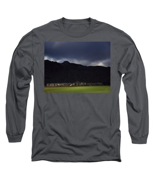 Wales Long Sleeve T-Shirt by Shaun Higson