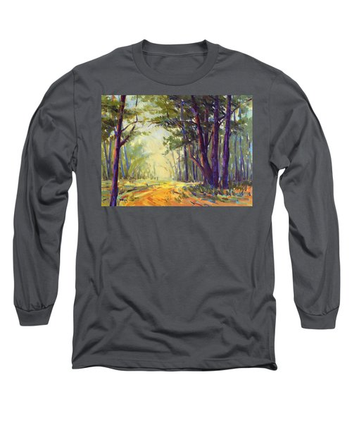 Walk In The Woods 5 Long Sleeve T-Shirt