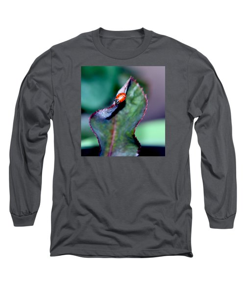 Walking The Thorny Edge Long Sleeve T-Shirt