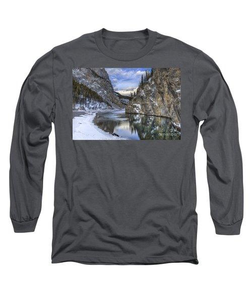 Walking Through Wonderland Long Sleeve T-Shirt