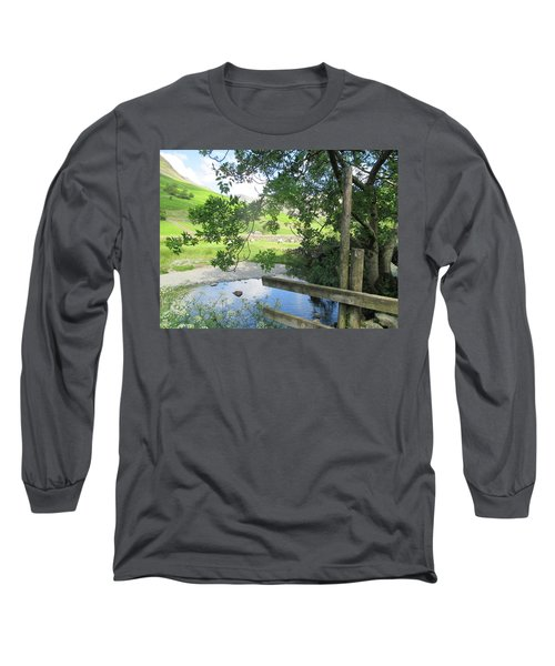 Wasdale Head Stile Long Sleeve T-Shirt