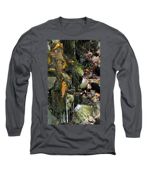 Long Sleeve T-Shirt featuring the photograph Water Of Life by Michele Myers