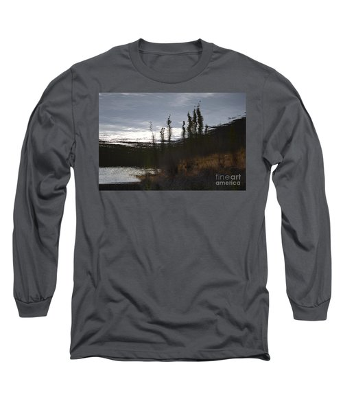 Long Sleeve T-Shirt featuring the photograph Water Paint by Brian Boyle
