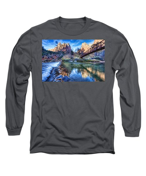 Water Under The Bridge Long Sleeve T-Shirt