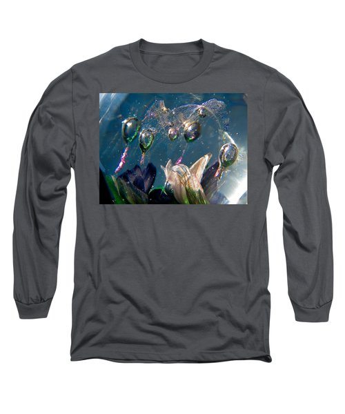 Watercolors Long Sleeve T-Shirt