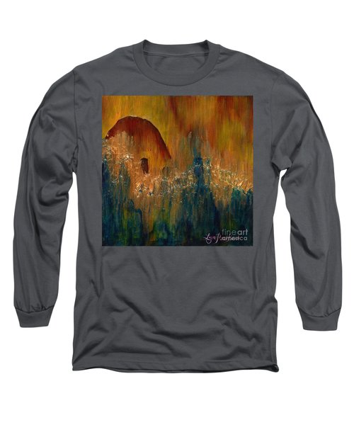 Waves Long Sleeve T-Shirt