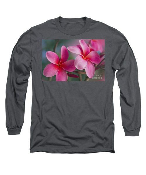 Long Sleeve T-Shirt featuring the photograph We Were Together . . .  by Sharon Mau