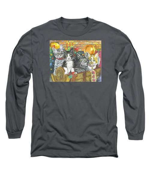 In Harmony Long Sleeve T-Shirt