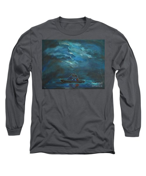 Weathering The Storm Long Sleeve T-Shirt