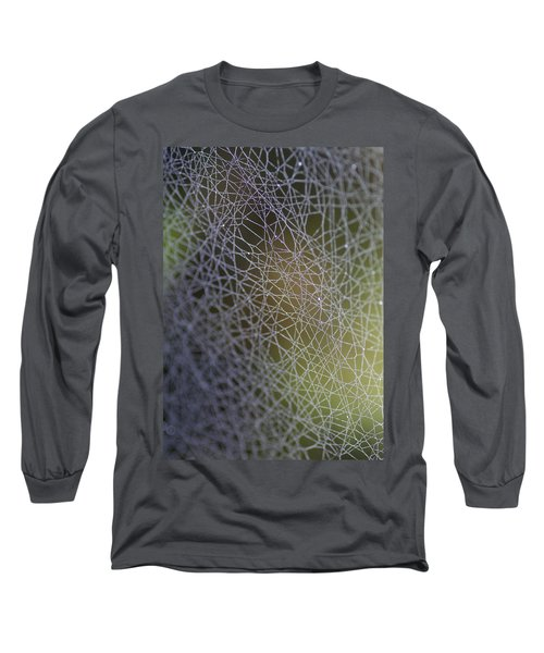 Web Connections Long Sleeve T-Shirt