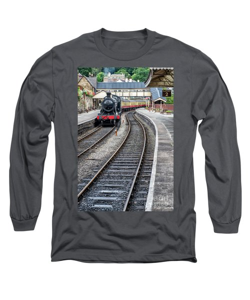 Welsh Railway Long Sleeve T-Shirt