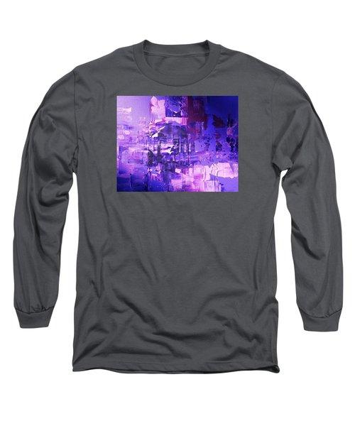 Weltschmerz Long Sleeve T-Shirt