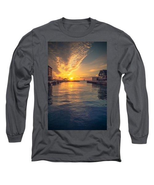 West Slip Surprise Long Sleeve T-Shirt