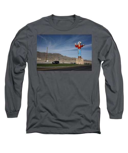 West Wendover Nevada Long Sleeve T-Shirt