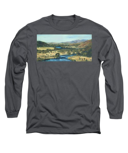What A Dam Site Long Sleeve T-Shirt