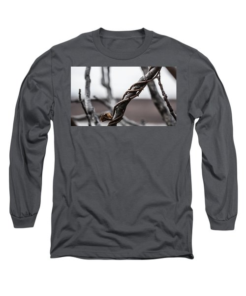 What A Twist Long Sleeve T-Shirt