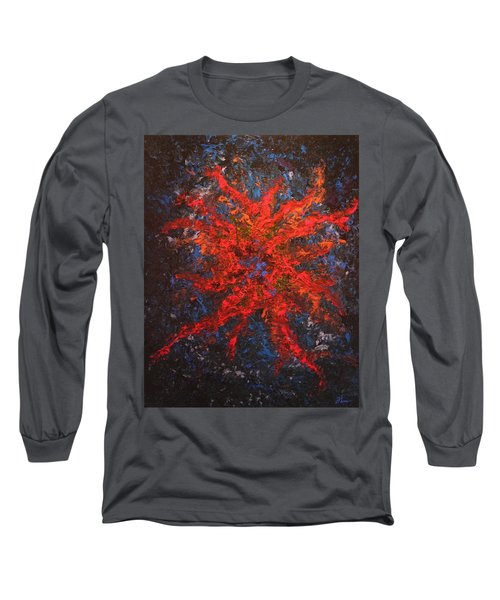What Lies Below Long Sleeve T-Shirt