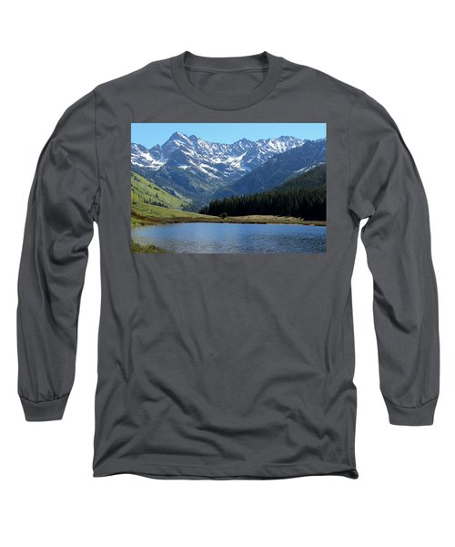 Beautiful Colorado Long Sleeve T-Shirt