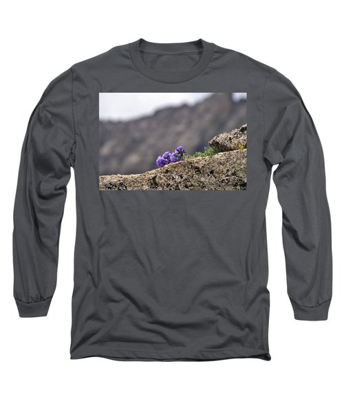 Long Sleeve T-Shirt featuring the photograph Whatever It Takes by Jeremy Rhoades