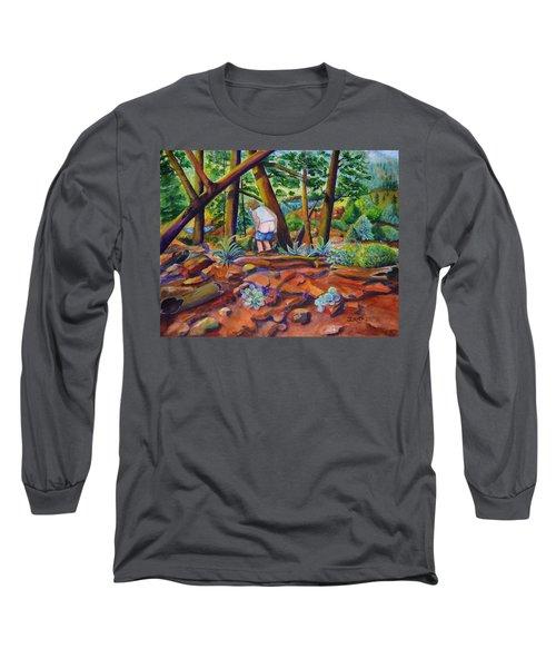 When Nature Calls Long Sleeve T-Shirt
