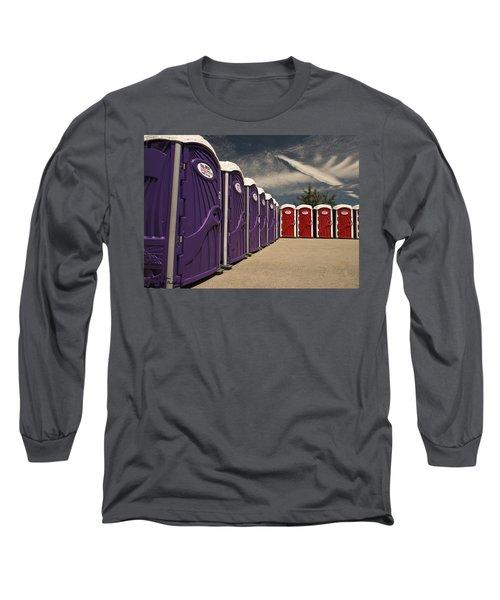 When You Gotta Go You Gotta Go Long Sleeve T-Shirt