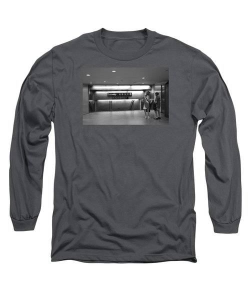 Which One Long Sleeve T-Shirt by John Schneider