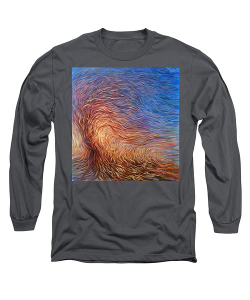 Whirl Tree Long Sleeve T-Shirt by Hans Droog