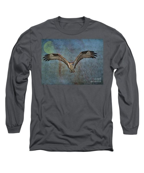 Whispering To The Moon Long Sleeve T-Shirt