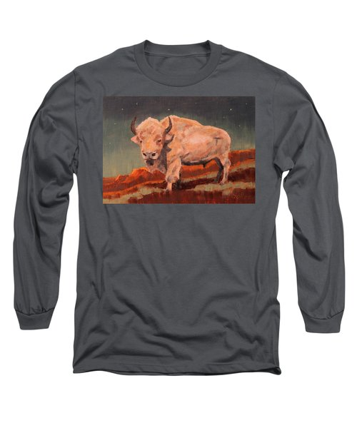 White Buffalo Nocturne Long Sleeve T-Shirt