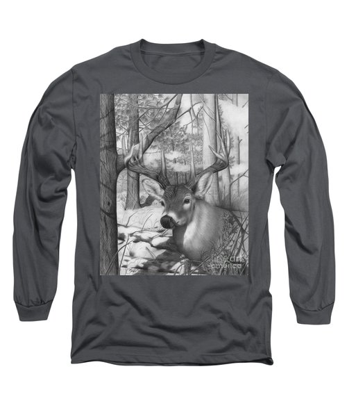 Whitetail Phantom Long Sleeve T-Shirt