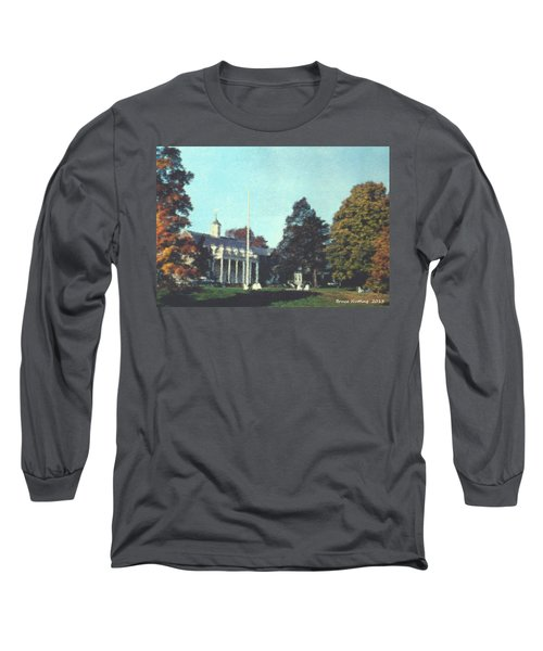 Whittle Hall Long Sleeve T-Shirt