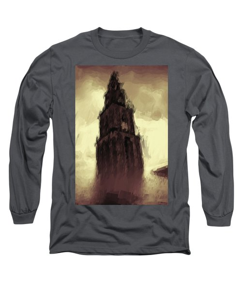 Wicked Tower Long Sleeve T-Shirt