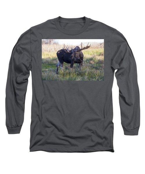 Wide Guy Long Sleeve T-Shirt