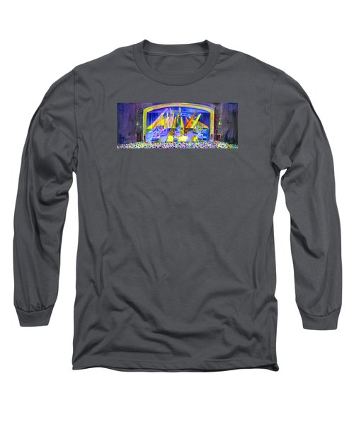 Widespread Panic Peabody Opera House Long Sleeve T-Shirt