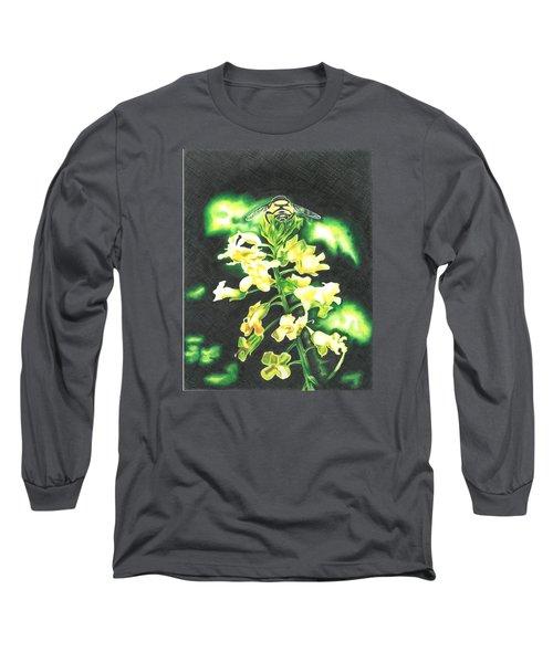 Wild Flower Long Sleeve T-Shirt