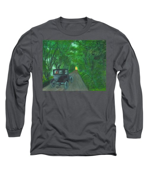 Wild Irish Roads Long Sleeve T-Shirt