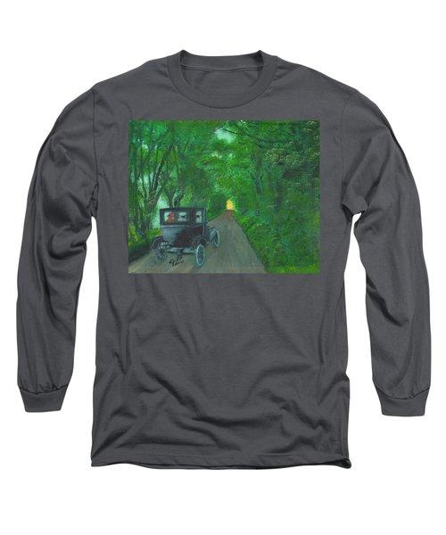 Wild Irish Roads Long Sleeve T-Shirt