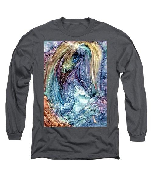 Wild Mother Nature Long Sleeve T-Shirt
