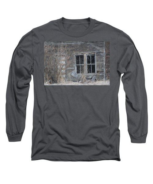 Window To The Old Soul Long Sleeve T-Shirt