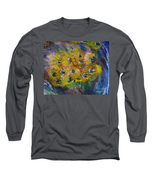 Windy Long Sleeve T-Shirt by Laurie L