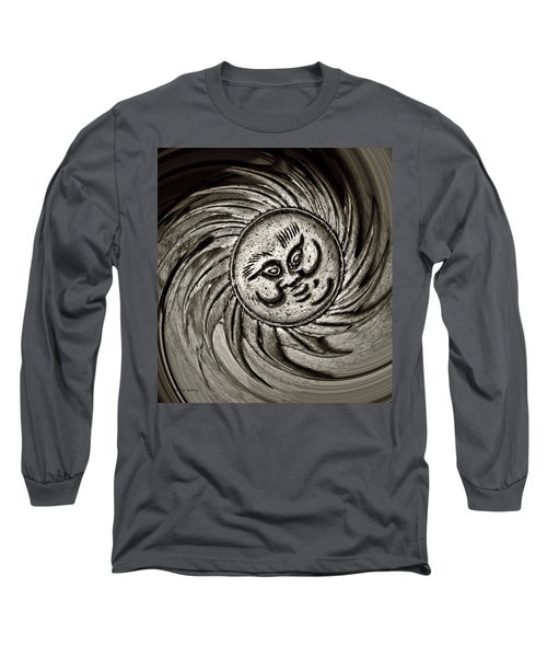 Windy Sun  Long Sleeve T-Shirt by Chris Berry