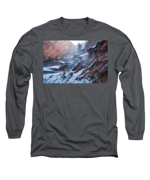 West Fork Windy Winter Long Sleeve T-Shirt